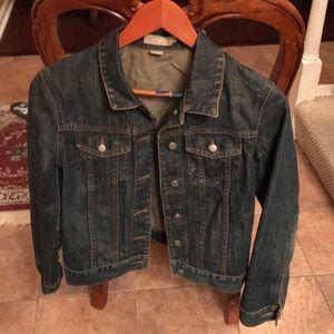 J Crew jeans jacket